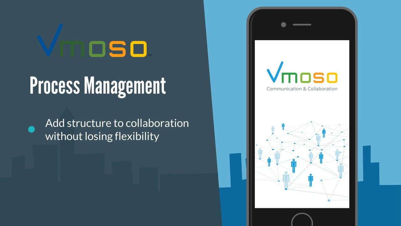 Vmoso Process Management