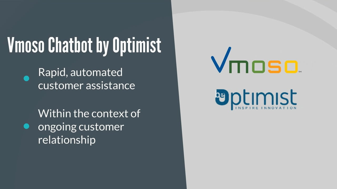Vmoso Chatbot by Optimist