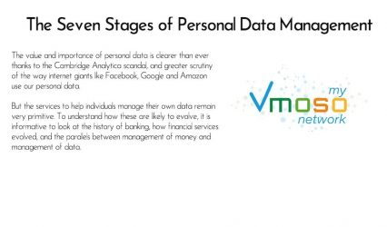 The Seven Stages of Personal Data Management